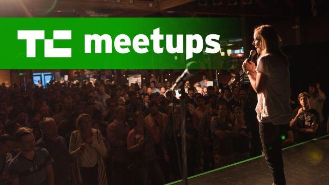 TC Meetup pitch off USE